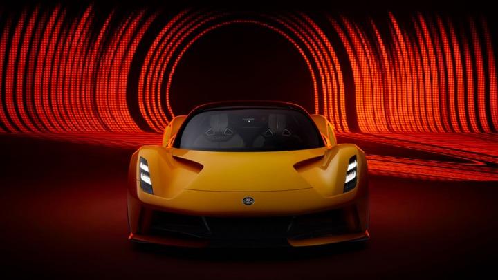Dźwięki Lotusa Evija inspirowane brzmieniem silnika kultowego Type 49
