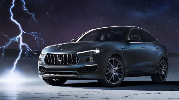 Światowa premiera nowego hybrydowego Maserati Levante