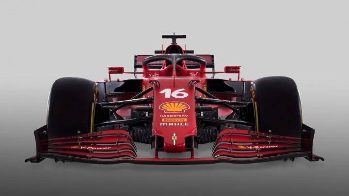 Ferrari SF21 oficjalna premiera bolidu na sezon 2021