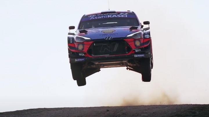 Hyundai następna generacja sportów motorowych