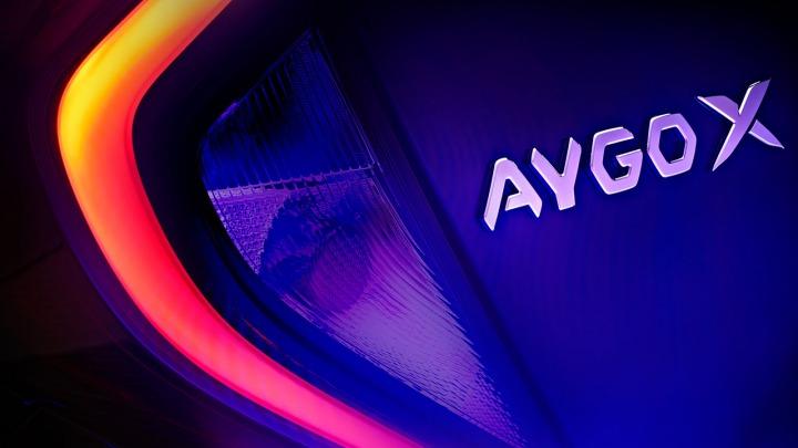 Toyota potwierdza zupełnie nowy model Aygo X