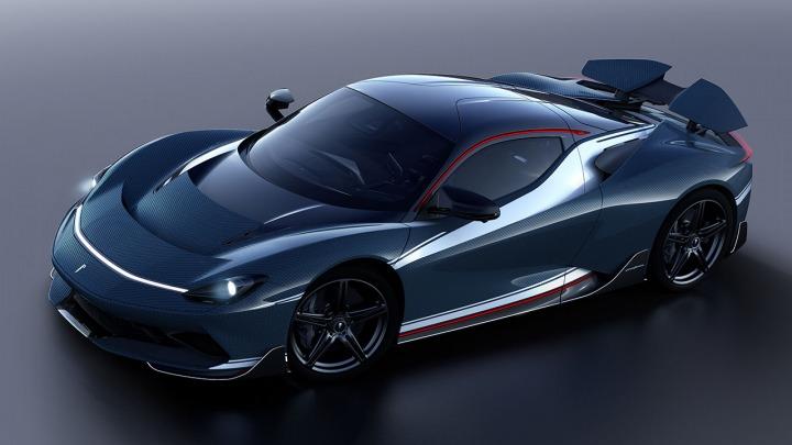 Automobili Pininfarina Battista Hyper GT