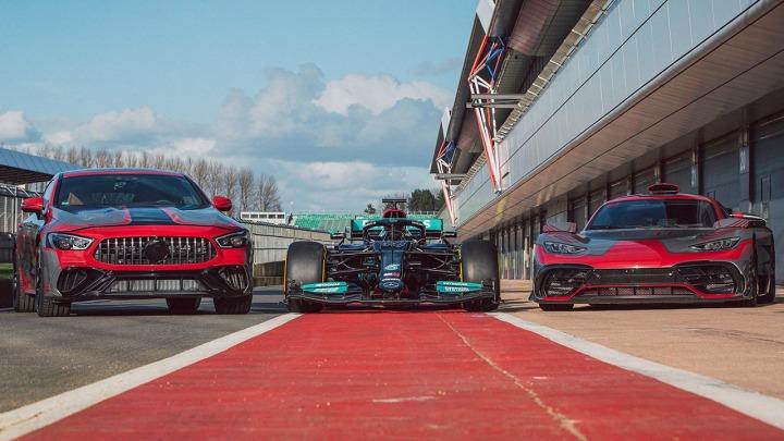 Mercedes-AMG i Mercedes-AMG Petronas F1 Team zacieśniają współpracę