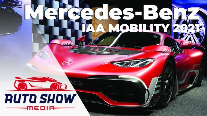 Mercedes-Benz IAA MOBILITY 2021