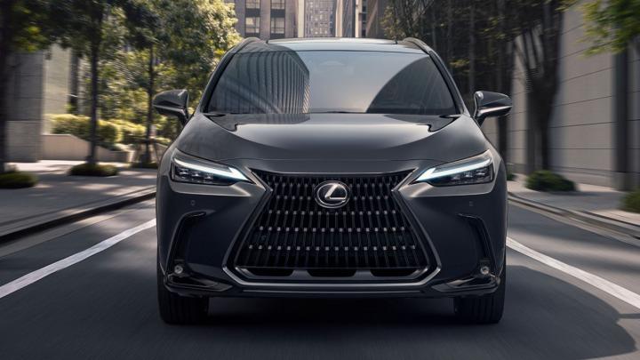 Całkowicie nowy Lexus NX drugiej generacji