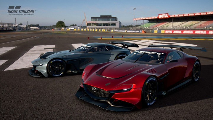 Mazda RX-Vision GT3 Concept dostępna dla każdego... gracza Gran Turismo Championship