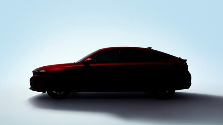 Honda zapowiada premierę zupełnie nowej wersji Civic Hatchback