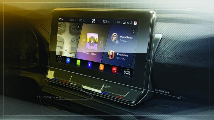 SEAT przedstawia nowy sposób interakcji z premierowym SEAT-em Leonem