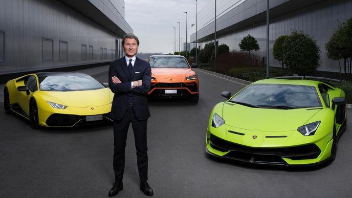 Lamborghini zapowiedziało pierwszy w pełni elektryczny model