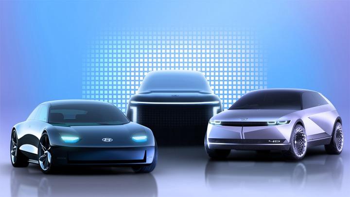 Submarka IONIQ czyli elektryczne pojazdy od Hyundaia