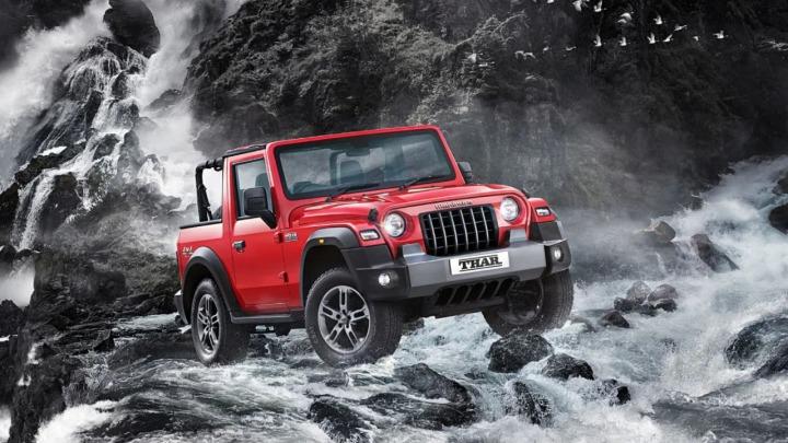 Zupełnie nowy Mahindra Thar czyli Jeep Wrangler po indyjsku