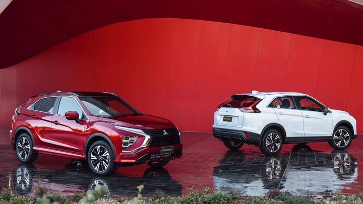 Mitsubishi prezentuje nową stylizację Eclipse Cross