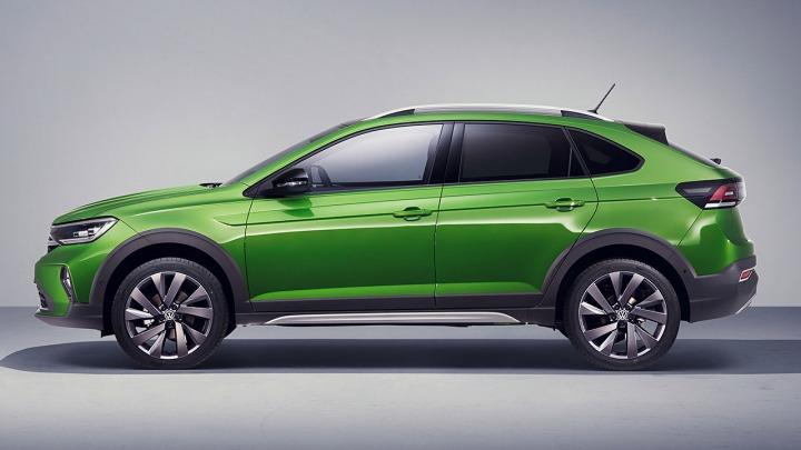 Volkswagen Taigo pierwszy SUV coupe marki debiutuje w Europie