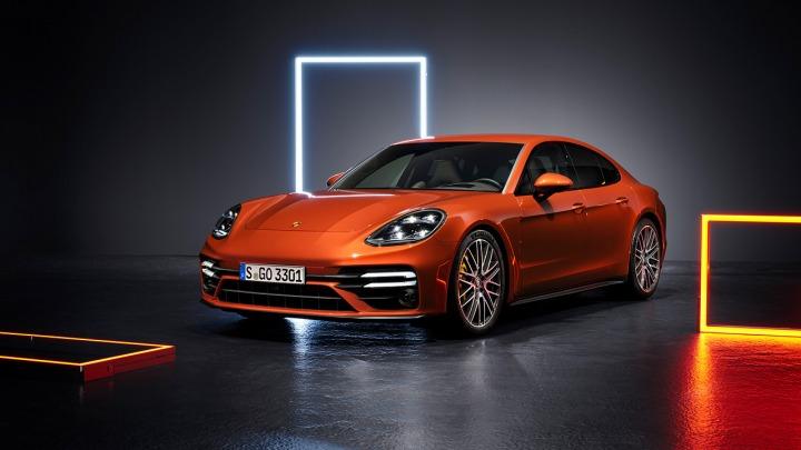 Poznaj nowe Porsche Panamera. Światowa premiera online.