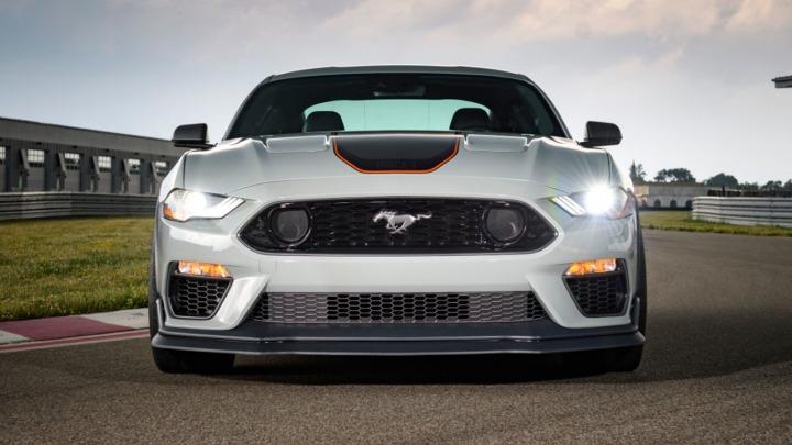 Limitowana edycja Ford Mustang Mach 1 można składać zamówienia
