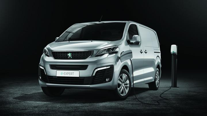Nowy Peugeot E-Expert e-VAN nowej generacji