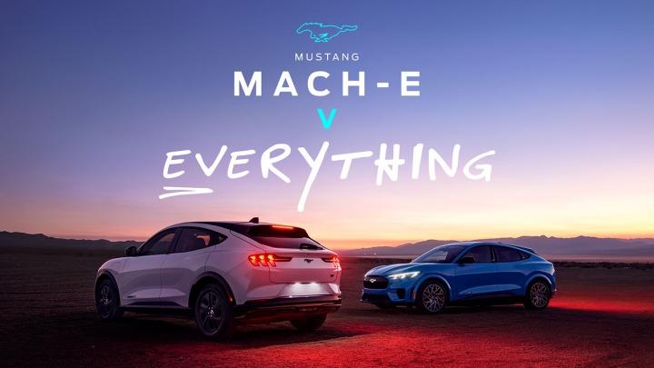 Mustang Mach-E wyzwanie przyjęte