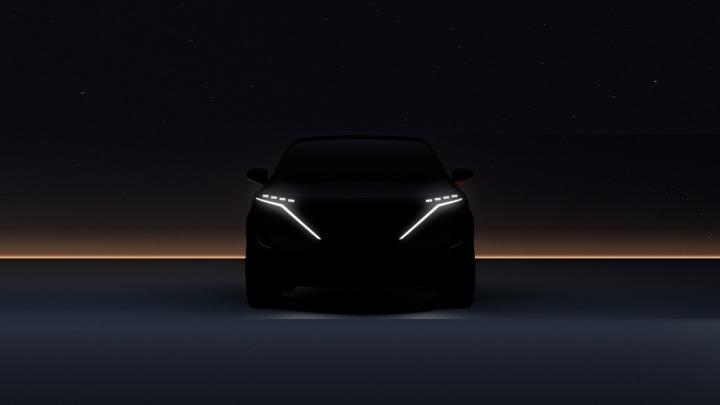 Nissan Ariya całkowicie nowy w pełni elektryczny SUV premiera 15 lipca