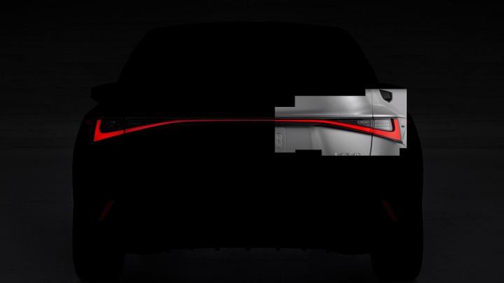 Premiera nowego Lexusa IS w najbliższy wtorek