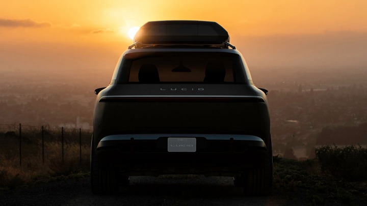 Lucid Motors przedstawia Project Gravity
