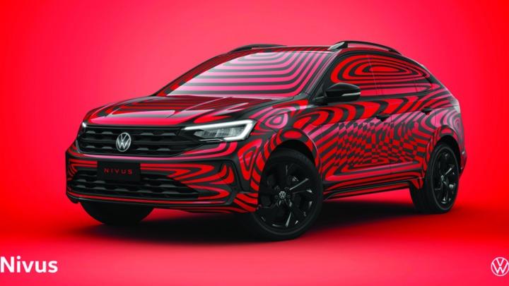 VW Nivus zmiksowany nowy model samochodu prosto z Brazylii