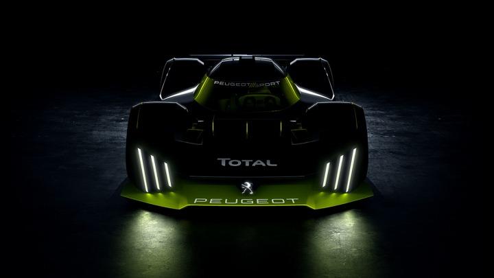 PEUGEOT i TOTAL oficjalnie rozpoczynają projekt Le Mans Hypercar
