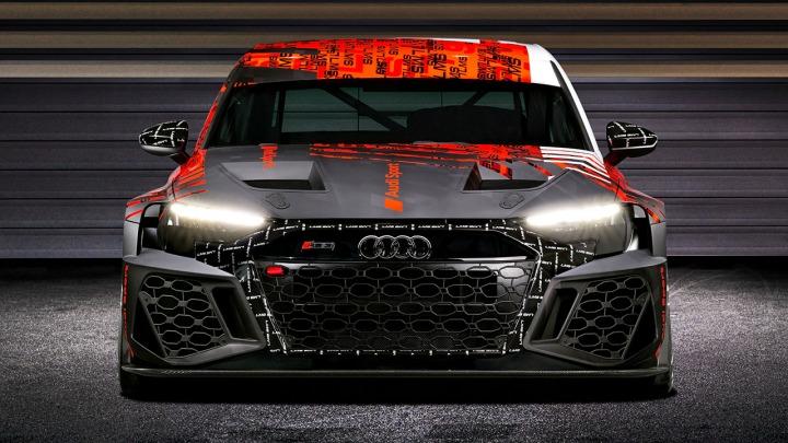 Światowa premiera nowego Audi RS 3 LMS
