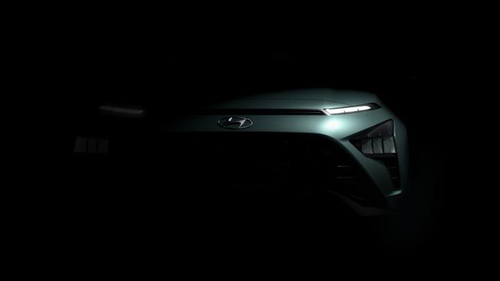 Hyundai prezentuje charakterystyczny design nowego modelu Bayon