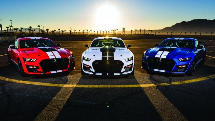 Mustang najlepiej sprzedający się samochód sportowy na świecie