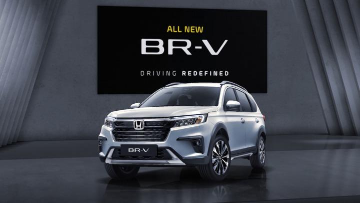 Całkowicie nowa Honda BR-V