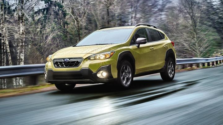 Nowy Subaru Crosstrek teraz jeszcze lepszy