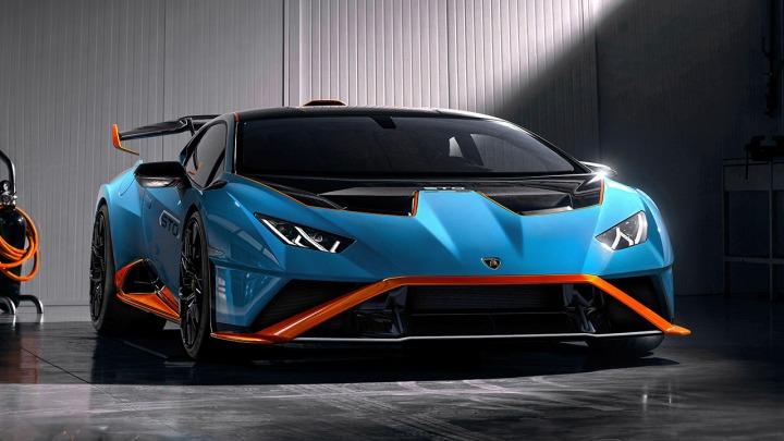 Nowe Lamborghini Huracán STO