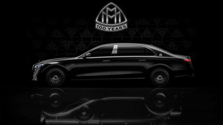 100 lat marki Mercedes-Maybach