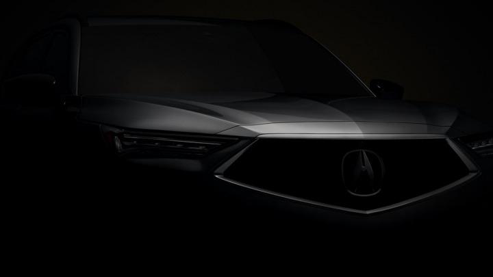 Przeprojektowany flagowy model Acura MDX zadebiutuje na świecie 8 grudnia