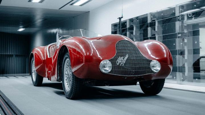 Alfa Romeo 12C Prototipo. Przywracanie historii do życia