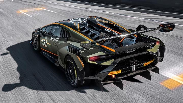Nowe Lamborghini Huracan Super Trofeo EVO2