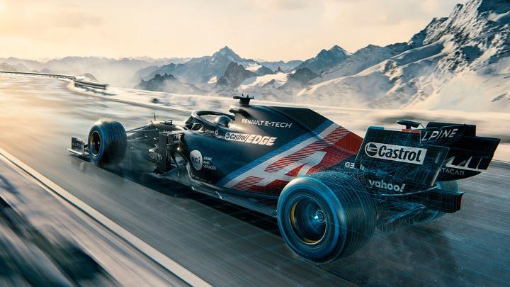 Alpine Cars, Renault Sport Cars i Renault Sport Racing łączą siły w ramach flagowej marki Alpine