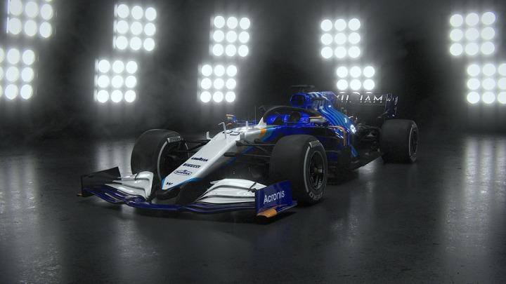 Williams Racing prezentuje FW43B