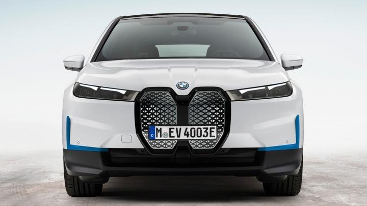 Nowe BMW iX xDrive40