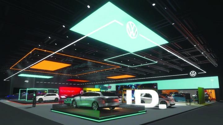 Wirtualny spacer z marką Volkswagen podczas targów w Genewie