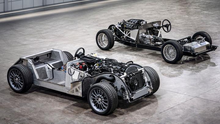 Pożegnanie stalowej ramy podwozia w Morgan Motor Company czas na aluminium