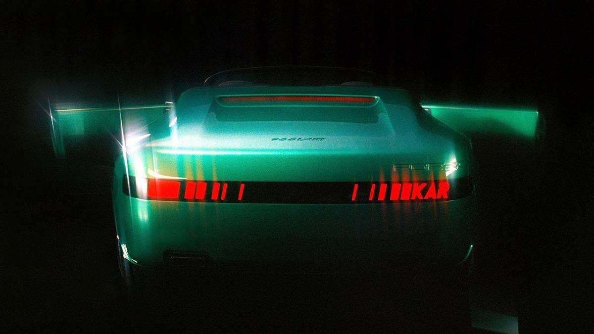 Porsche 968 L'ART