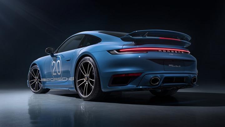20 lat Porsche w Chinach