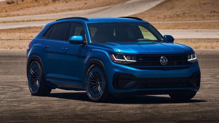 Volkswagen prezentuje concept Atlas Cross Sport GT