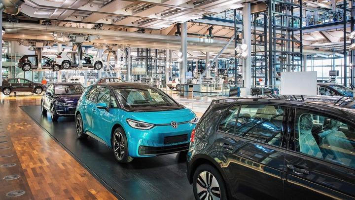 Volkswagen zakończył produkcję e-Golfa w Dreźnie i przystosowuje fabrykę do produkcji modelu ID.3