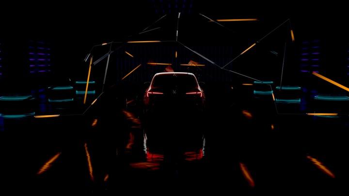 Prototyp Hondy Civic nowej generacji