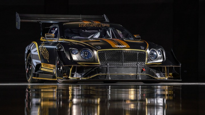 Najszybszy Bentley na świecie
