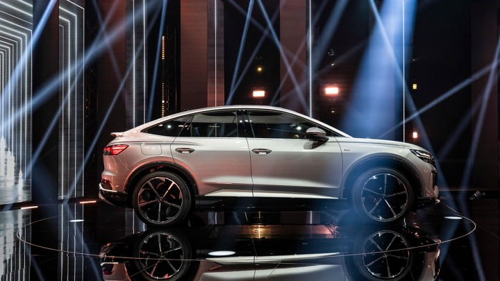 Światowa premiera modeli Audi Q4e-tron