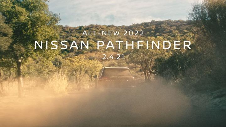 Nissan zapowiada zupełnie nowego Pathfindera