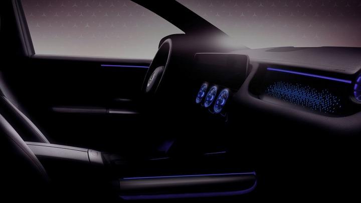 Mercedes-Benz EQA Digital World Premiere